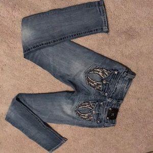 Miss me jeans -sz 28